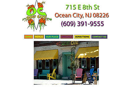 Ocean City New Jersey Boardwalk Merchants